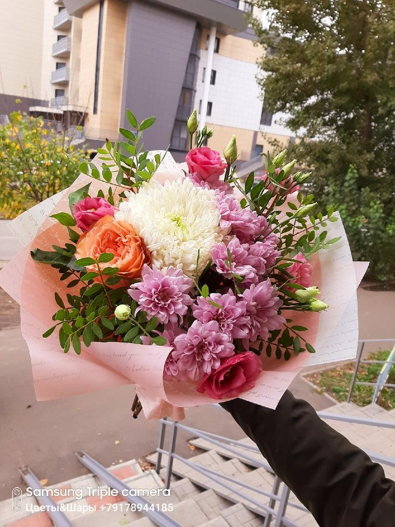 Букет, купить букетов цветов в казани